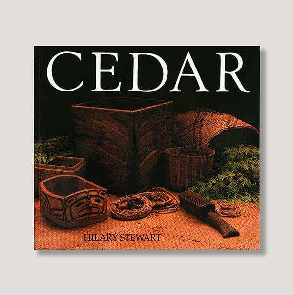 Cedar Book by Author Hilary Stewart