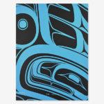 Northwest Coast Native Artist Alano Edzerza from Tahltan Nation