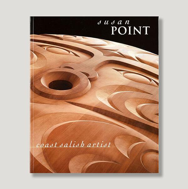 Susan Point: Coast Salish Artist Book by Author Gary Wyatt