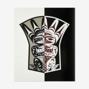 Spirituality Print by Northwest Coast Native Artist Susan Point