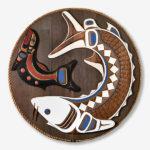 Northwest Coast Native Artist Jason Hunt from Kwakwaka'wakw Nation