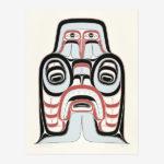 Northwest Coast Native Artist Tyson Brown from Haida Nation