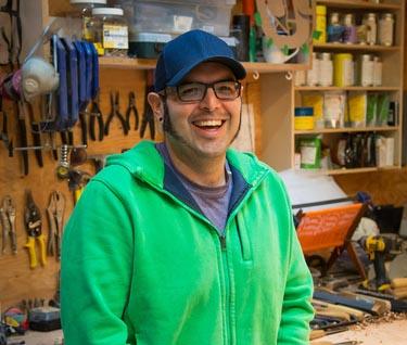 Ben Davidson, Haida, artist