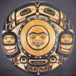 Northwest Coast Native Artist Ken Humpherville from Tsimshian / Cree Nations