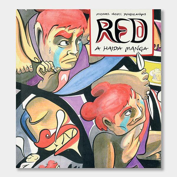 Red: A Haida Manga Book by Native Author Michael Nicoll Yahgulanaas