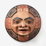 Northwest Coast Native Artist Jim Charlie from Coast Salish Squamish Nation