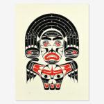 Northwest Coast Native Artist William Parnell from Haida Nation