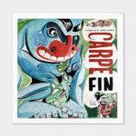 Carpe Fin: A Haida Manga Book by Native Author Michael Nicoll Yahgulanaas