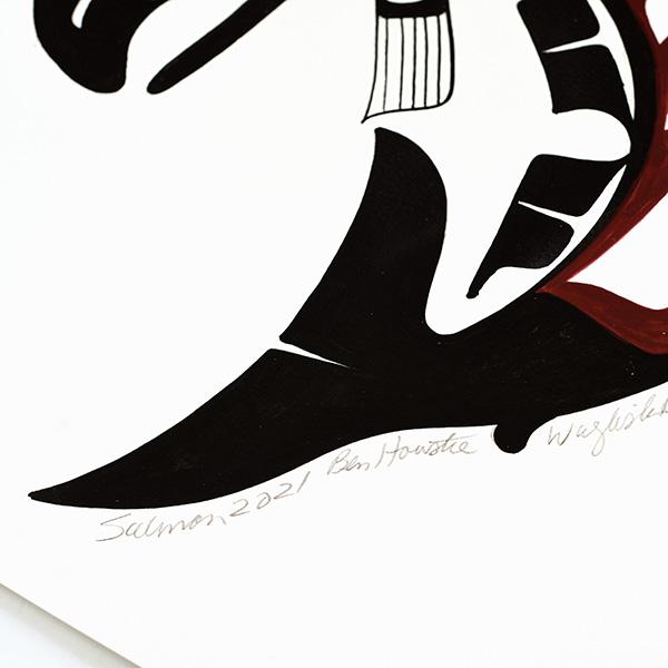 Native Art Painting