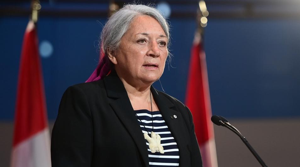 Mary Simon Canada Governor General