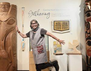 Corrine Hunt Indigenous Artist Kwakwaka'wakw Tlingit